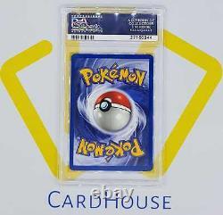 PSA 10 GEM MINT Dark Dragonite No Holo Error 1st Edition Pokemon 2000 WOTC POP 2