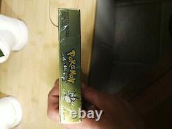Pokemon Gold Version (Game Boy Color, 2000) SEALED BRAND NEW