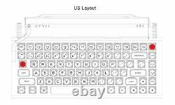 Resident Evil 2 Premium Edition REPLICA Qwerkywriter S Typewriter Bluetooth USB