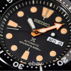 SEIKO PROSPEX SRPC49 Ninja Turtle Black Series Limited Edition Brand New Unworn