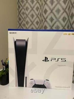 SONY PlayStation 5 Console Disc Version BRAND NEW SHIPS SAME DAY EXPEDITED