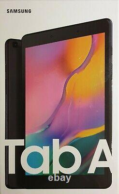 Samsung Galaxy Tab A 8 Wi-Fi 32GB (Black) 2019 Edition Brand New AU Stock