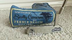Scotty Cameron Pebble Beach Newport Limited Edition 1/250 Brand New