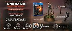 Shadow Of The Tomb Raider Ultimate Collectors's Edition PS4 Playsation 4 New