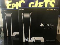 Sony PS5 Digital Edition Console FAST SHIPPINGSHIPS TODAY! Brand NewithSealed