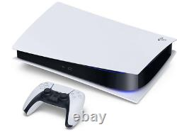 Sony PlayStation 5 Console DIGITAL Version (PS5) Brand New, SHIPS NOW