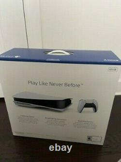 Sony PlayStation 5 Console DISC DVR VERSION, BRAND NEW IN HAND READY TO SHIP
