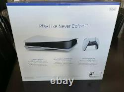 Sony PlayStation 5 Console Disc Version Brand New In-Hand FREE FAST SHIPPING