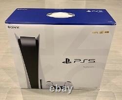 Sony PlayStation 5 PS5 Console Disc Version Blu Ray BRAND NEWReady To Ship