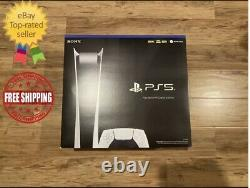 Sony PlayStation 5 PS5 Digital Edition Console BRAND NEW SHIPS SAME DAY
