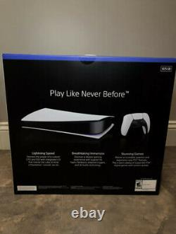 Sony Playstation 5 PS5 Digital Edition IN HAND, BRAND NEW SHIPS FAST