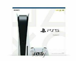 Sony Playstation 5 (PS5) Disc Version BRAND NEW & READY TO SHIP