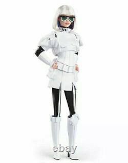Star Wars Stormtrooper Inspired Barbie Collectors Edition In Stock Brand New
