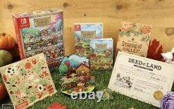 Stardew valley collector's edition (Nintendo switch) Brand New
