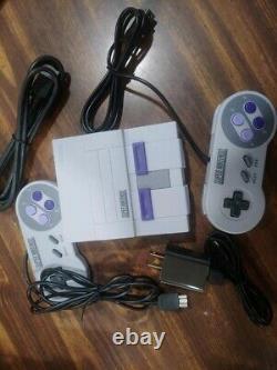 Super Nintendo Entertainment System SNES Classic Mini Edition BRAND NEW