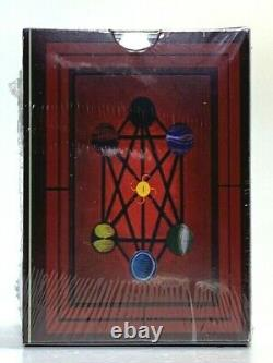 The Naos Tarot Miniature Edition by Ryan Anschauung, Rare, Brand New, Sealed