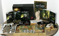 The Witcher 2 Assassins of Kings Collectors Edition PC Game Brand New Sealed