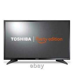 Toshiba 32 inch 720p HD Smart LED TV Fire TV Edition Brand New n Box