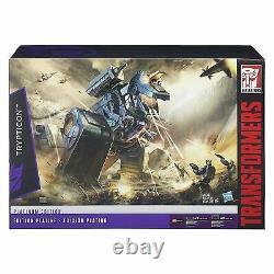Transformers Platinum Edition Reissue Generation 1 Trypticon Brand New MISB