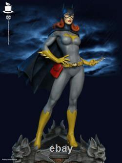 Tweeterhead Batgirl DC Comics Exclusive Edition Super Powers Maquette Statue