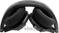 Under Armour JBL Bluetooth Headphones Black Project Rock Edition BRAND NEW