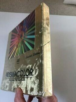 VINTAGE Prismacolor Limited Edition Colored Pencils 48 Colors Brand New