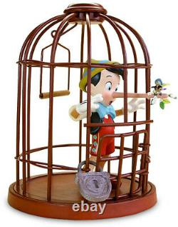 Wdcc Pinocchio I'll Never Lie Again Brand New In Box Disney Limited Edition F/sh