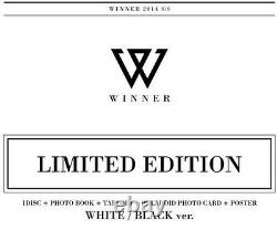 Winner Debut Album 2014 S/S Limited Edition KPOP YG K