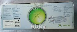 Xbox Original Limited Edition Crystal Pack Ultra RARE Brand NEW