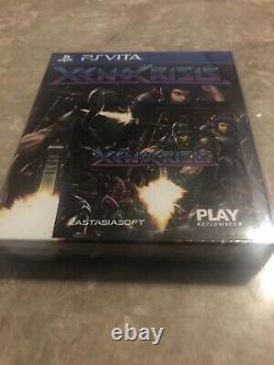 Xeno Crisis (Sony Playstation PS Vita). Play-Asia Limited Edition. Brand New