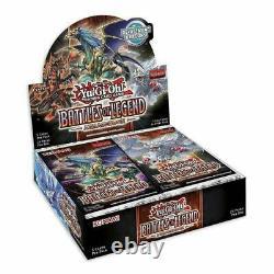 Yu-Gi-Oh Battles of Legend Armageddon BOX Yu-Gi-Oh English version NEW From JP