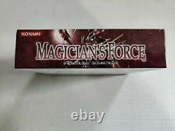 Yugioh Magician Force 24ct Factory Sealed 1st Edition Booster Box